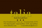 Bed And Breakfast Talìa